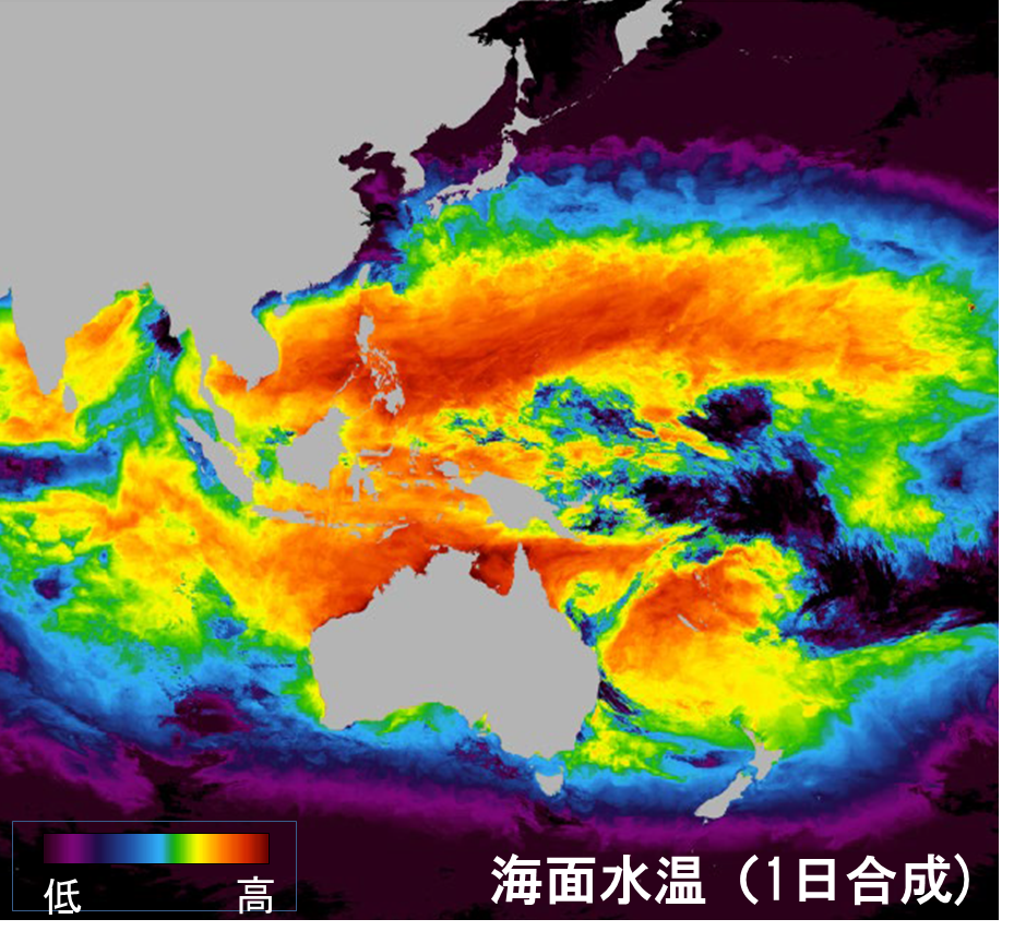 Research on High-Quality Products Using the Himawari Meteorological Satellite